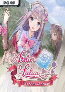 Atelier Lulua: The.Scion of Arland